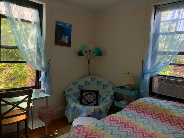 Cozy Moroccan 1BR APT in the heart of Astoria