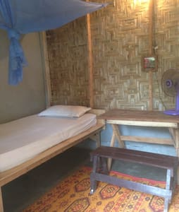 Cheap private room in hostel - Ko Lanta Yai - Dom