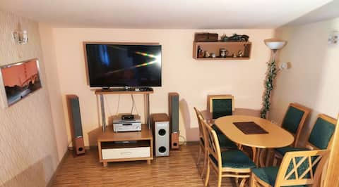 Bori. Przytulny i komfortowy apartament w Ustroniu