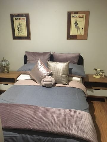 Private Bedroom/s, Lounge and Bathroom - Thornlie
