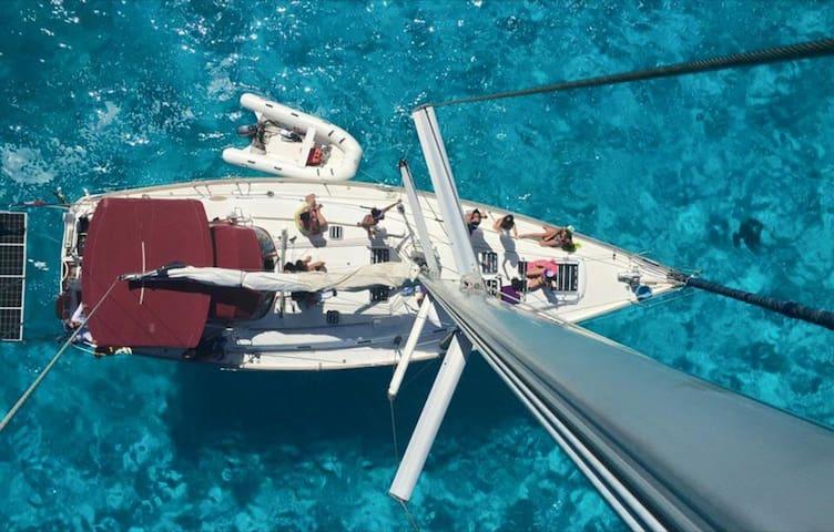 Séjour voilier haut de gamme dans lagon Tahiti