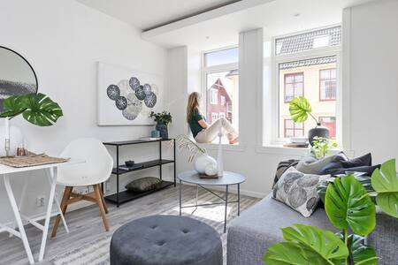 Modern and cozy apartment in the heart of Bergen