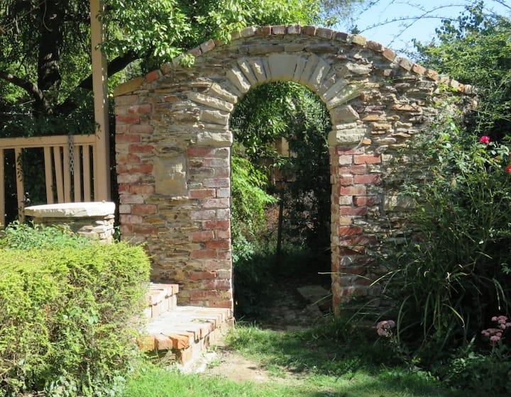 Studio 3, in the Garden