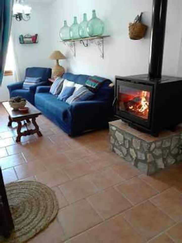 La Tinaja,casa rural para 2 personas