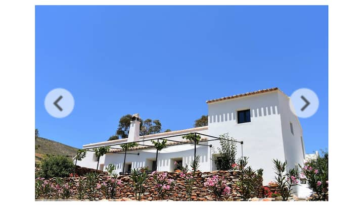 Los Chaparrales - a beautiful, stylish finca.