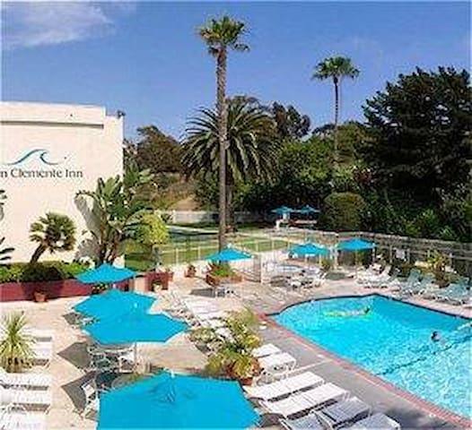 San Clemente Inn - San Clemente - Appartement