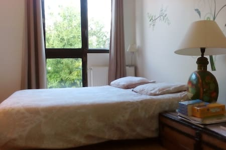 Guestroom in a nice old house, 4mn of the metro