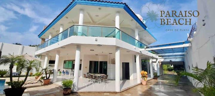 Casa en Puerto Arista, Chiapas- Paraiso Beach