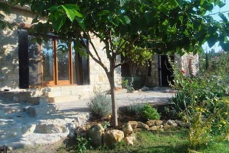 Finca rural con piscina - Sant Mateu - Stadswoning