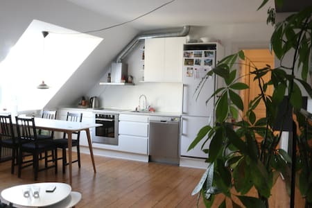 Charming city apartment at Østerbro