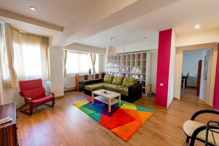 2 bedroom apartment in Piata Marasti - Cluj-Napoca - Apartment