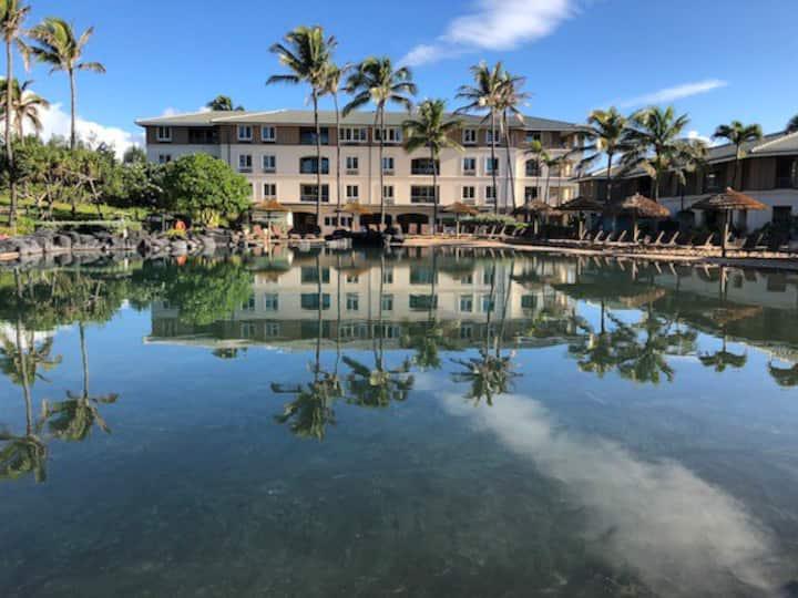 Christmas in Paradise-2BR-Poipu Tropical Resort