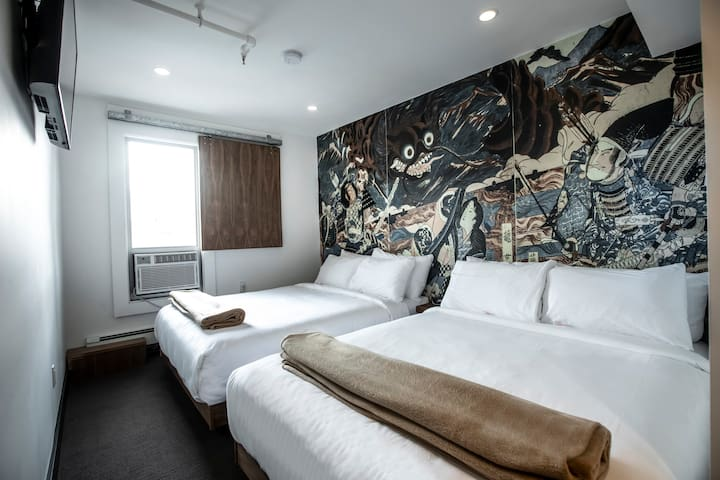379 BOUTIQUE HOTEL | BESIDE ROGERS PLACE | LUX