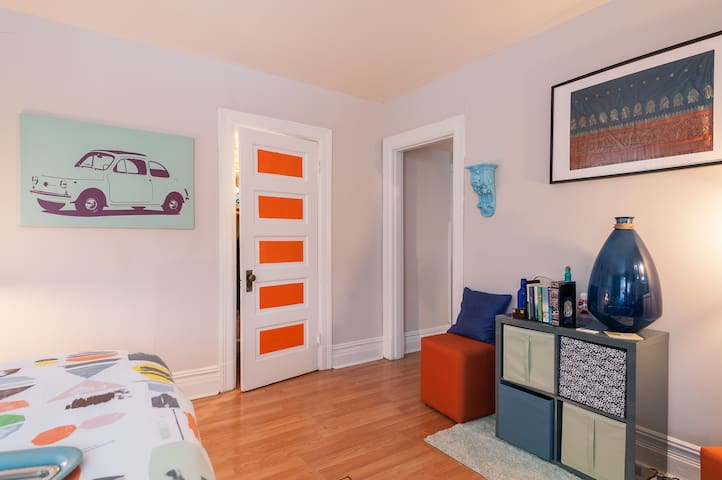 ☆Perfectly Classic CWE Studio with Private Balcony