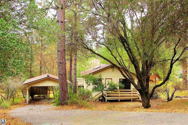 *NEWLY REMODELED* Bungalow by the Lake & Yosemite