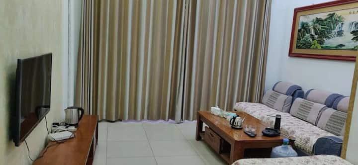【龙湖小区】两室一厅C