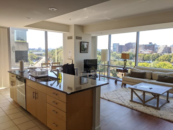 2 Bd/Bth Apt Seconds from Mass General Hospital