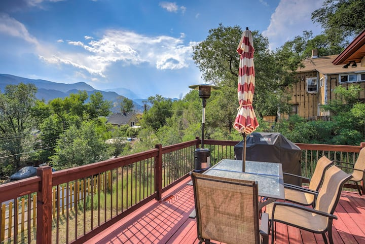 2BR✶Downtown OCC✶Mountain Views & Grill