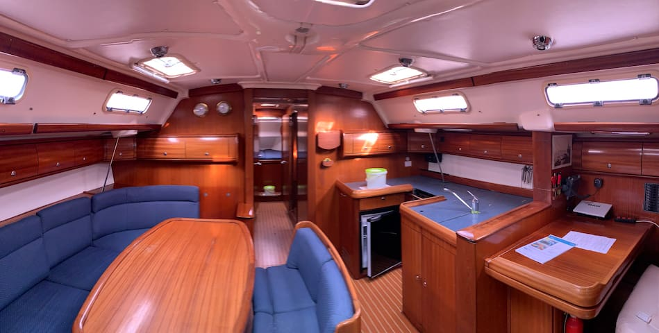 Sailing experience suite Sx Yacht