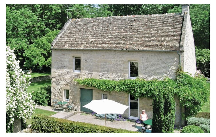 Holiday cottage with 3 bedrooms on 120 m² in Fontaine-Henry