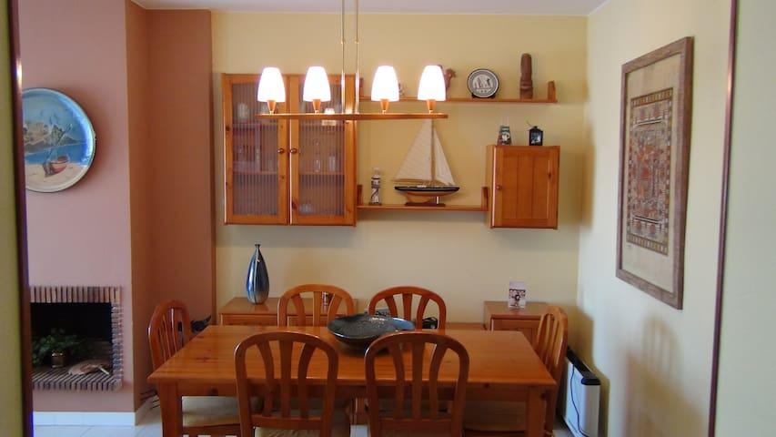 Apartament 3 habitacions i piscina - S'Agaró - Appartement