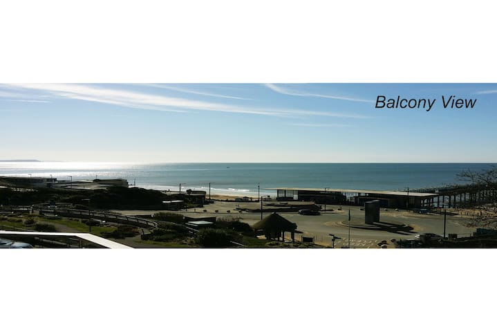 A Stunning Sea View Apartment - Bournemouth - Appartement