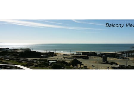A Stunning Sea View Apartment - Bournemouth - Lakás