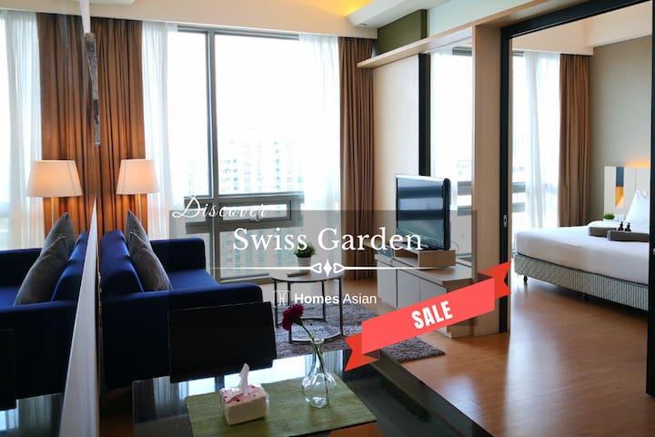 S14 One Bedroom Deluxe Suite KLCC, Bukit Bintang