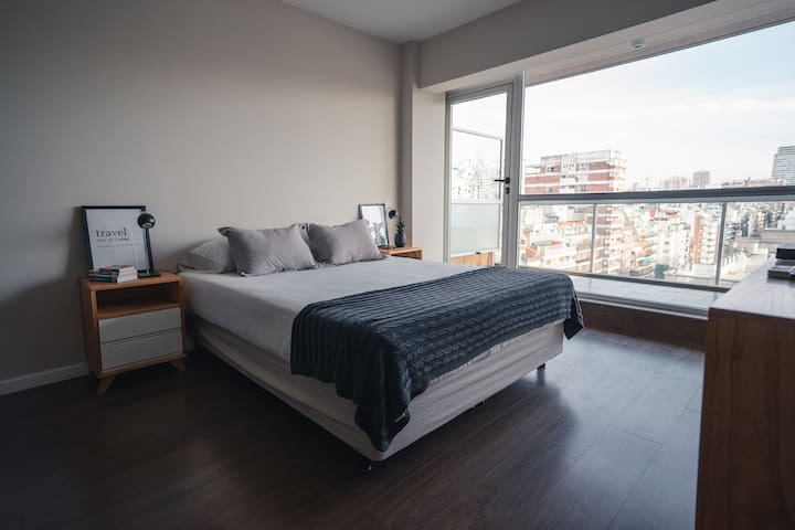 Modern Premium Apt w/Nice view in CENTRAL RECOLETA
