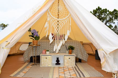 Nomad's Pad Grand Canyon: THE GRAND NOMAD Tent #2