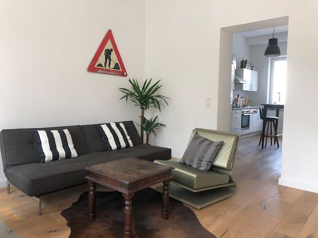 1,5 Zimmer Wohnung im Herzen Aachens