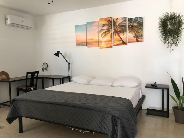 Villa San Carlos - Master Suite
