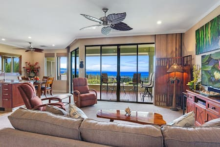 Relaxed Cancel, New Clean Protocol, 24 hr min between stay~Panoramic Ocean View
