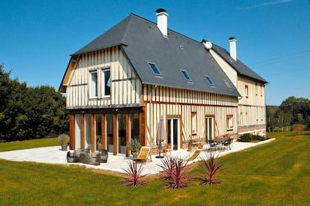 La Maison Normande - Englesqueville-en-Auge - Talo