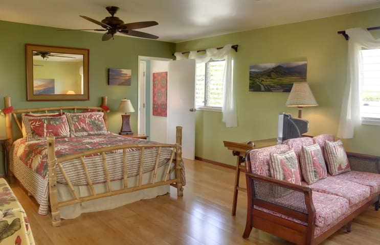 The Mauka Suite. Charming Poipu getaway!