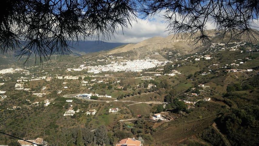 Rustic Mountain Villa - Cómpeta - Talo