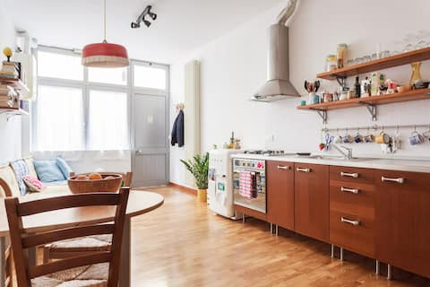 Lovely central apartment in Bologna