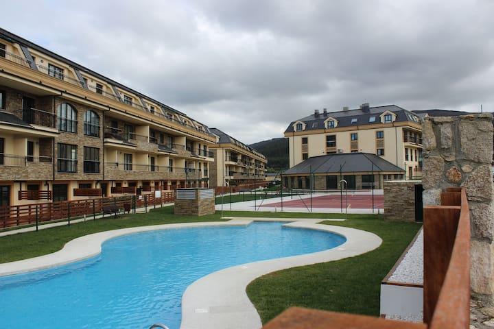 Urbanización lujo Costa Reinante Sp - Barreiros - Apartment