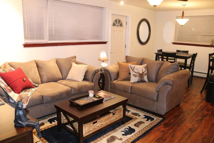 Newly furnished Apt in Downtown Fairbanks