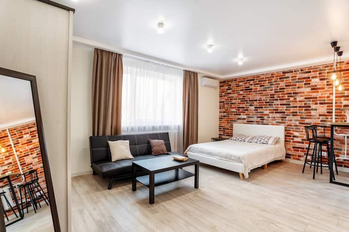 Stylish studio in the city center [Self check-in]