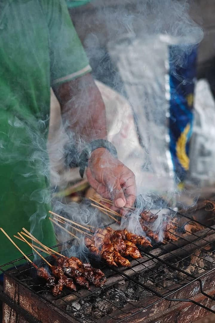Our special Satay