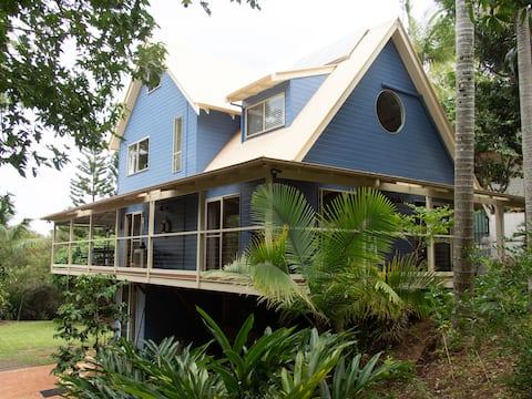Cotton Tree Cottage: City escape