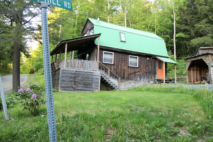 Quiet Vermont Cabin with all amenities