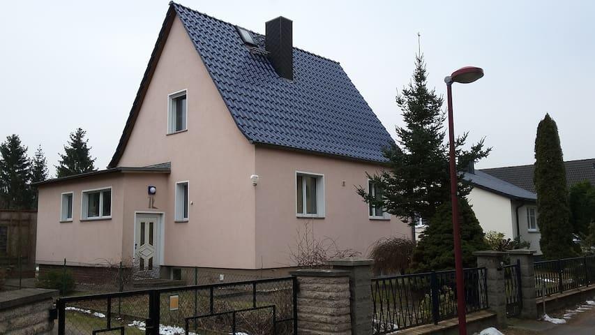 TOP Ferienhaus bei Berlin SXF Hostel Monteur FEWO - Blankenfelde-Mahlow - Hus
