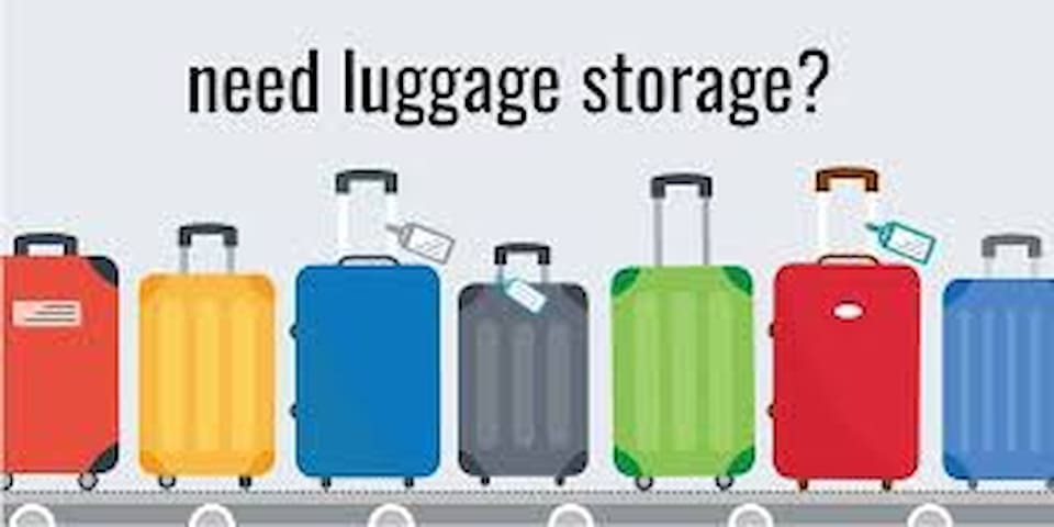 Secure luggage storage in Oslo