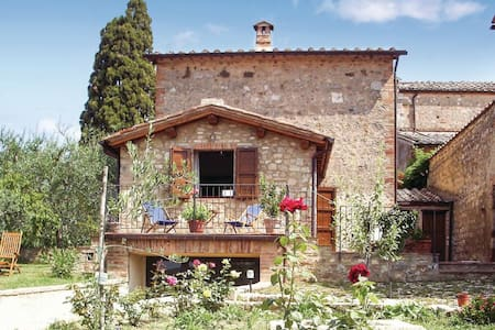 Casa nelle verdi colline di Siena - Monteroni D'arbia - Dom