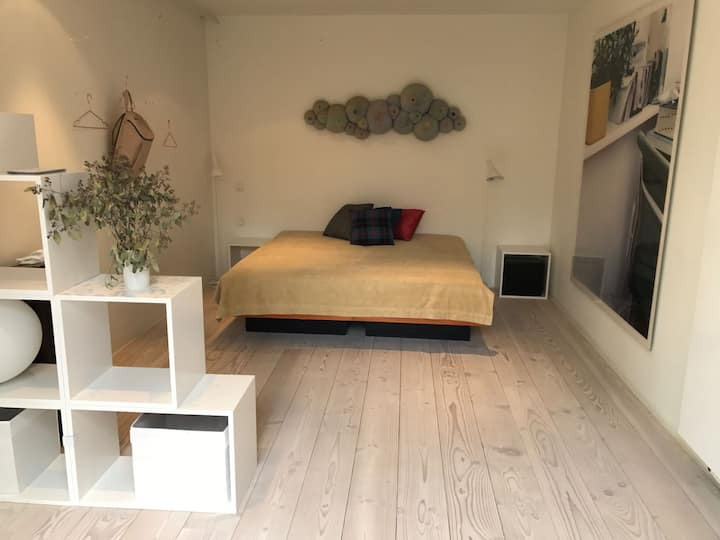 Spacious room with high standards