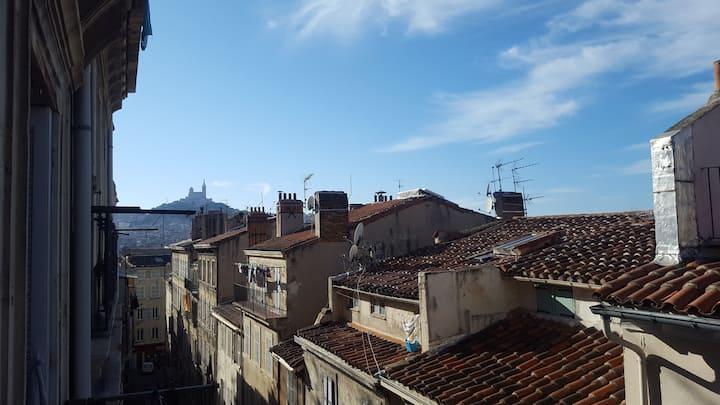 Loft downtown Marseille / Vieux Port / Market