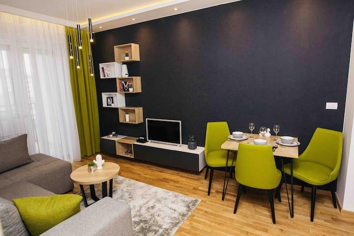 Arena Big 14 luxury apartment