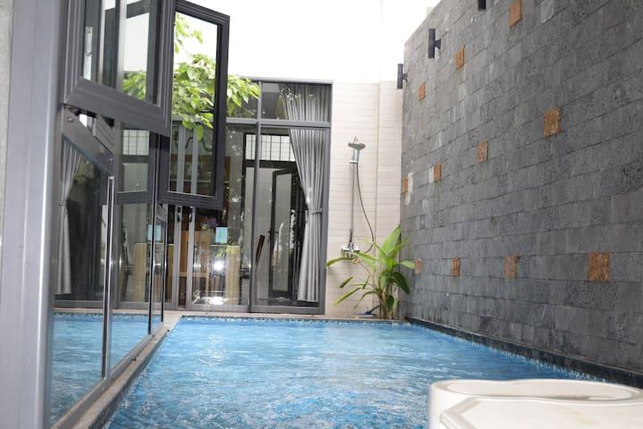 3-UNIT Selection in 2nd Floor BAU Pool Villa . - Da Nang